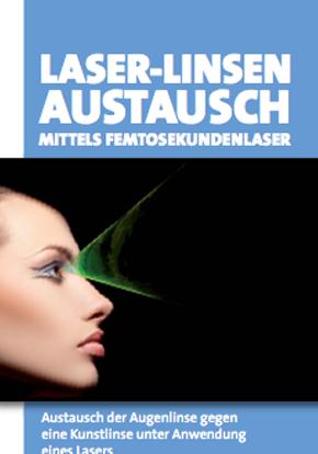 Laser-Linsenaustausch